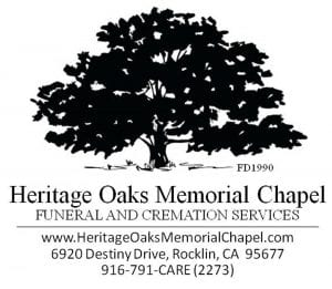 Homc Logo Funeral Home And Cremations Rocklin CA